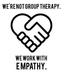 empathy not therapy